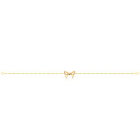پابند طلا پاپیون