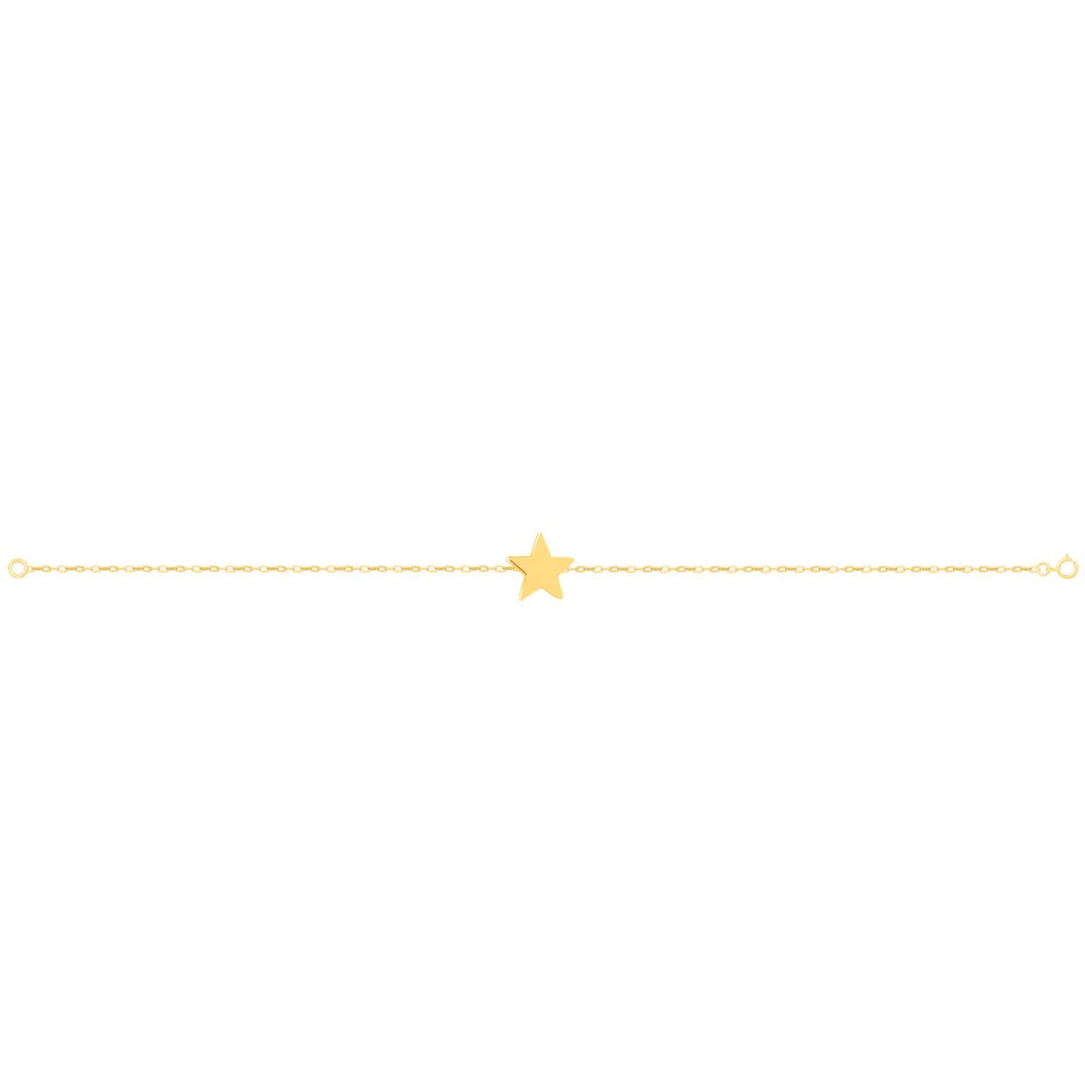 پابند طلا ستاره تخت