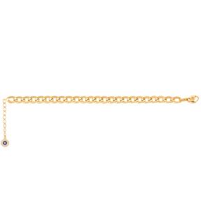 دستبند زنجیری طلا کارتیه