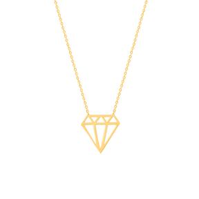 گردنبند طلا الماس