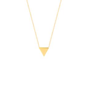 گردنبند طلا مثلث